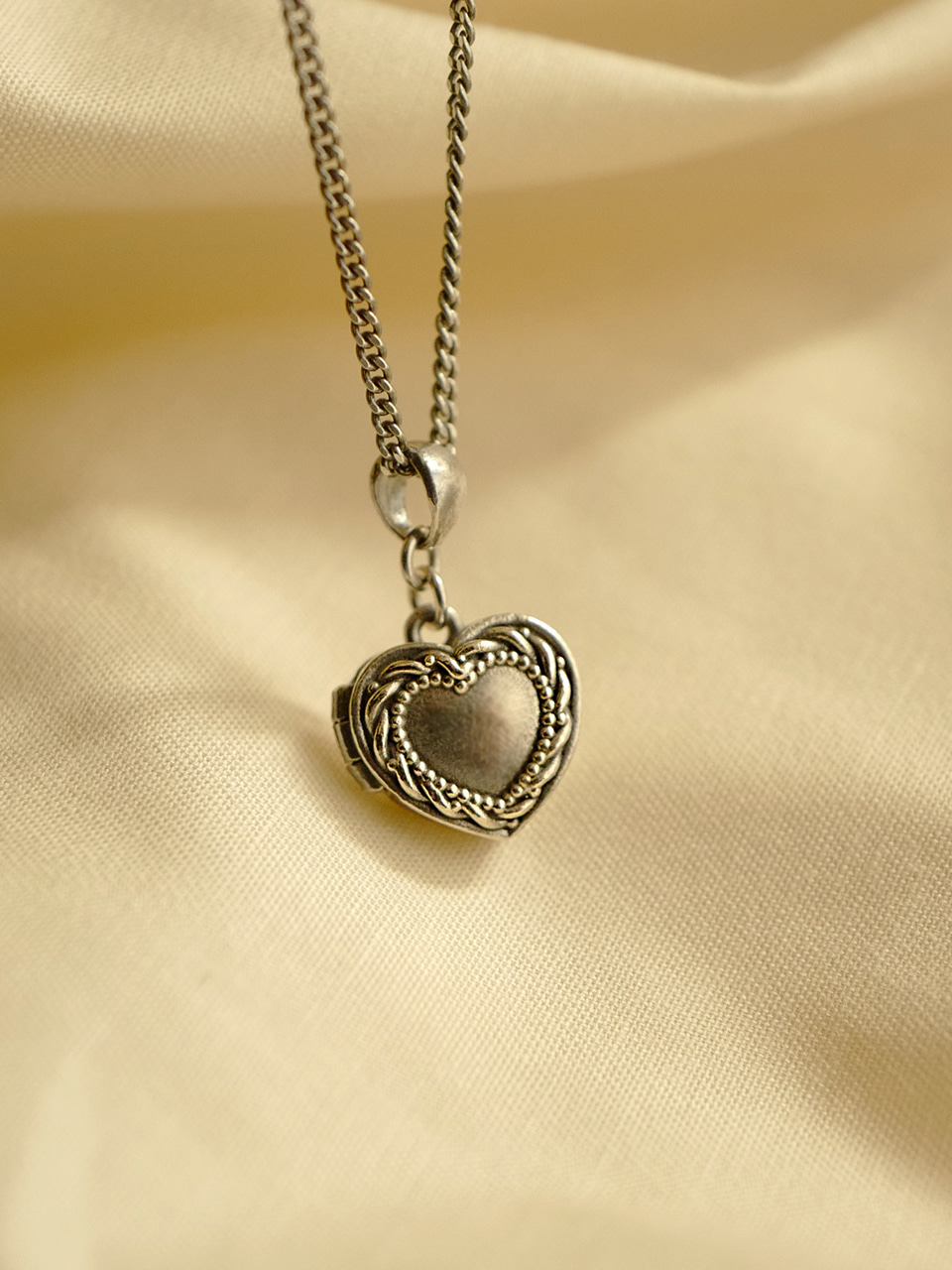 Luv Necklace(3Color)