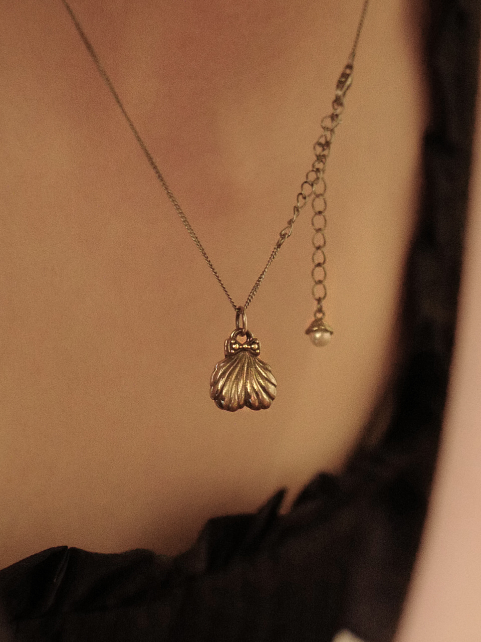 Shell Necklace S